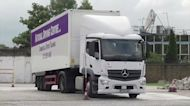 UK's trucker shortage shows labour challenge