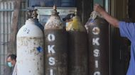 Indonesia COVID-19 patients die at homes due to oxygen shortage