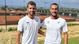 Exclusive – Meet the brothers who grew up alongside Stefanos Tsitsipas and are now teaching the Mouratoglou way