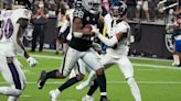 Raiders RB Josh Jacobs out vs Steelers with injury
