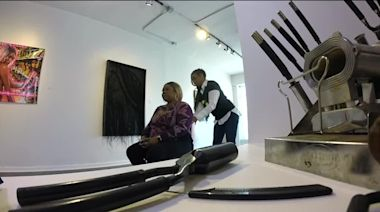 'HAIRarchy,' a Detroit art exhibit, celebrates hair within the black community