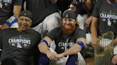 Justin Turner — with COVID — joining Dodgers' celebration a sadly fitting end to season | Opinion