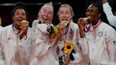 Tokyo Olympics recap: US women's hoops and volleyball win gold to help Team USA dominate medal count