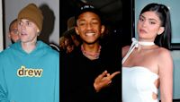 Justin Bieber & Jaden Smith Go Nuts After Kylie Jenner Revives Her Iconic 'Rise & Shine' Moment