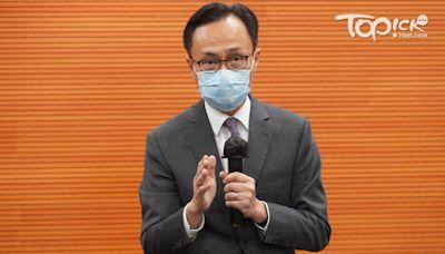 【公務員】聶德權提醒公務員要事不避難 鼓勵親身落區為政策把脈 - 香港經濟日報 - TOPick - 新聞 - 政治