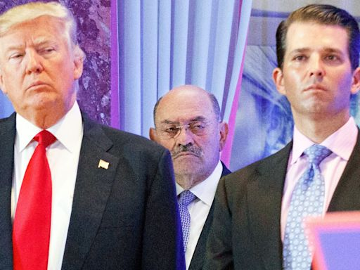 Meet Allen Weisselberg, the Trump Organization CFO prosecutors are reportedly trying to flip