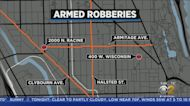 2 Armed Robberies Reported In Lincoln Park 30 Minutes Apart