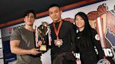 香港健力公開賽林錫俊奪男子總冠軍:健力比舉重更注重力量