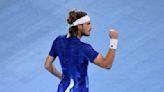 Olympics-Tennis-Nishikori keeps Japan's hopes alive after Osaka defeat