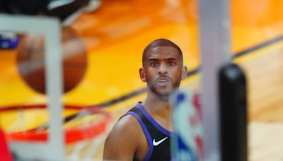 Chris Paul's Game 2 stat line hadn't been reached since … Chris Paul