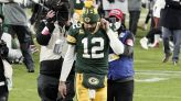 Aaron Rodgers calls future with Packers 'uncertain' after NFC Championship loss