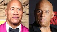 Did Dwayne Johnson Just Shade Vin Diesel?