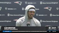 Cam Newton, Mac Jones Speak To The Media Amid Ongoing QB Competition At Patriots Camp