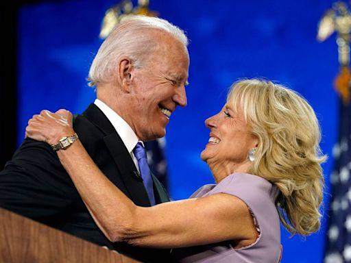 How Dr. Jill Biden Gave President Joe Biden Another Chance at Love