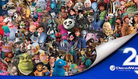 DreamWorks are offering the chance to win 37 animated Films