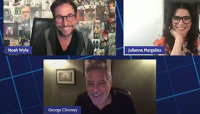 George Clooney Reunites With 'ER' Cast and Fans Can't Get Enough of Their Friendship