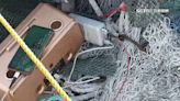 外籍漁工竊路燈電 延長線充手機冒火