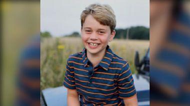 英小王子喬治滿8歲生日 凱特王妃公開曬兒子燦笑獨照│TVBS新聞網