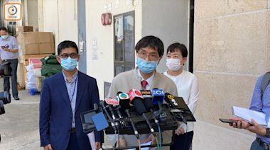 華大基因職員樣本疑受污染致確診 袁國勇料受空氣中DNA影響