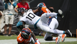 Broncos 'backup' Reed has more starts than Chubb, Miller