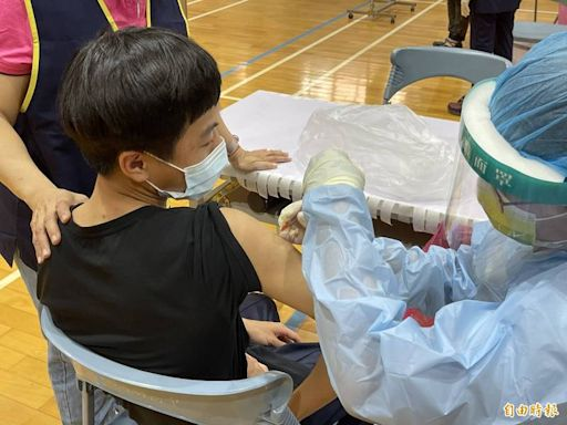 台中68歲以上可打第2劑莫德納 開放65歲以上接種第1劑