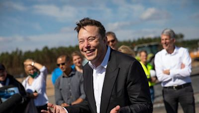 Germany is buying more electric cars than California. That's good news for Tesla.