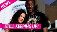 Flame Emoji! Lamar Odom Compliments Khloe Kardashian's Bikini Pic
