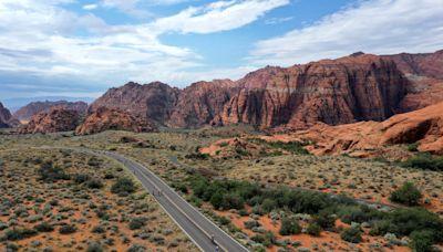 鐵人「70.3世界錦標賽」飽覽美國猶他州自然風光
