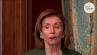 Nancy Pelosi signs bill honoring officers for defending Capitol during Jan. 6 riots