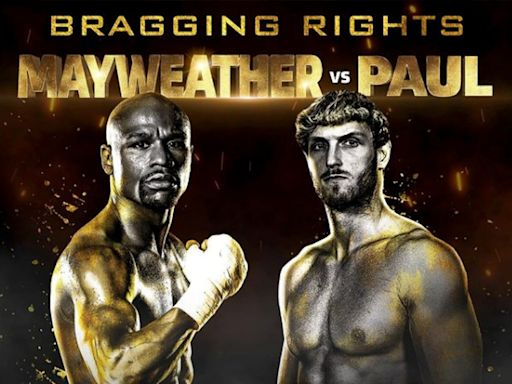 Floyd Mayweather vs Logan Paul: What time do pair go face-to-face for the first time?