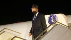 表達美國力挺 布林肯訪烏克蘭