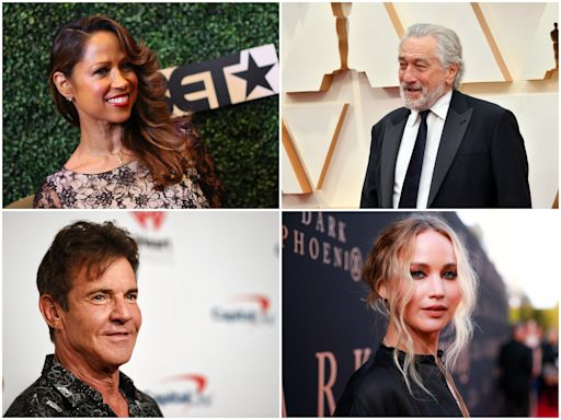 From Robert De Niro to Dennis Quaid, these are the celebrities who are supporting Trump and Biden in the US election