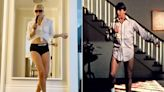 Amanda Kloots Recreates Tom Cruise's Underwear Scene in Risky Business to Encourage People to Vote