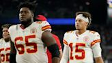 Chiefs defense exposed by Jackson, Ravens in 36-35 defeat