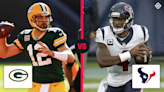 What channel is Packers vs. Texans on today? Time, TV schedule for Week 7 NFL game