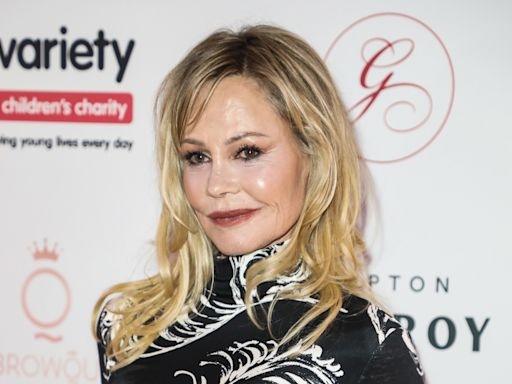 Melanie Griffith Was Fined $80,000 for Arriving on Set Drunk