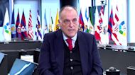 INTERVIEW - Super League would destroy top clubs and football in general - La Liga chief Tebas