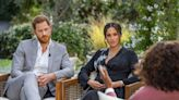 Column: Meghan and Harry talk to Oprah Winfrey about everything from psychological trauma to racism