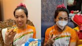 印度舉重女將獲銀牌 披薩、電影終身免費引網議:台灣哪家珍奶要跟上