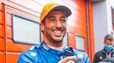 F1's Daniel Ricciardo Talks His 'Killer Instinct' and Catching a Pass (on a Boat) from Tom Brady