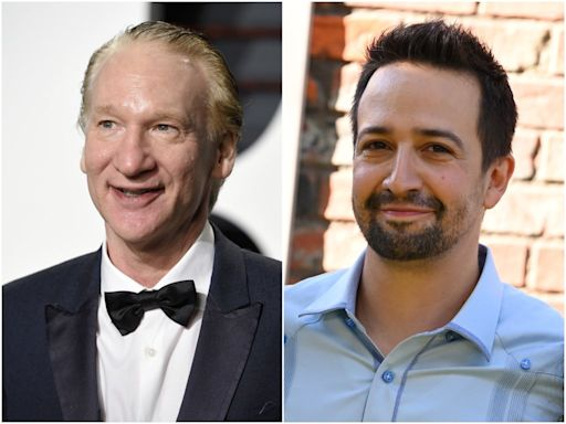 Bill Maher calls out critics of Lin-Manuel Miranda amid In the Heights controversy: 'Stand up to those bullies'