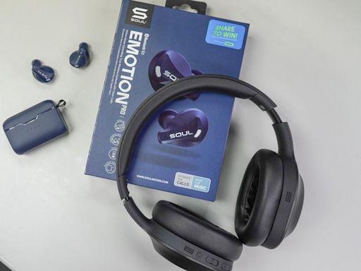 Soul新耳機開箱!入耳式耳機可隨時切換連接裝置/頭戴式耳機採用折疊式設計 耳機新手入門之選 | 港生活 - 尋找香港好去處