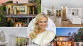 Pam Anderson finally sells Malibu compound for $11.8M after she moves out of US