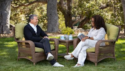 Oprah Winfrey Sits Down With Disney Boss Bob Iger, Malcolm Gladwell & More For New 'Super Soul Sunday'