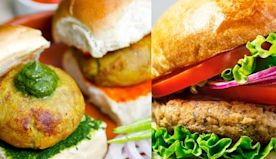 Vada Pav VS Burger: Who wins the battle of best snack in India? Find out