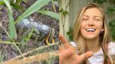 TikToker Olivia Vitale Finds Gabby Petito's Water Bottle Near Carlton Reserve In Florida Where Brian Laundrie...