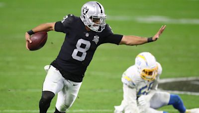 Why Marcus Mariota may be cut by Raiders rather than traded despite rumors