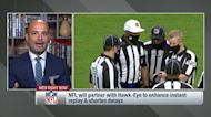 Garafolo: How NFL's new partnership with Hawk-Eye will improve replay reviews