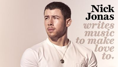 Nick Jonas Doesn't Take Sex Symbol Status 'Too Seriously': 'Not Something I Wear as a Badge of Honor'