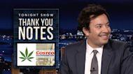 Thank You Notes: New Mexico Legalizes Marijuana, Costco Free Samples
